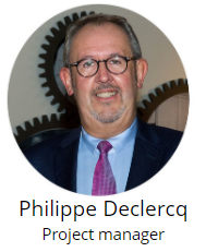 Philippe Declercq - project manager
